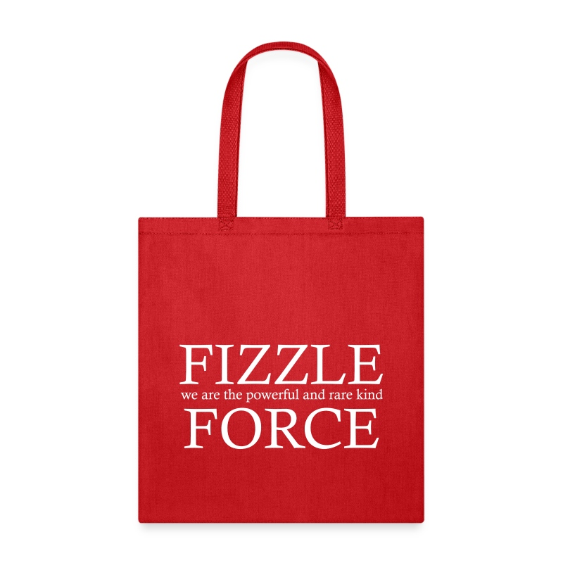 Fizzle Force Tote Bag - Tote Bag
