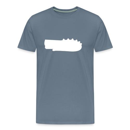 Sleeping Gator Shirt - Men's Premium T-Shirt