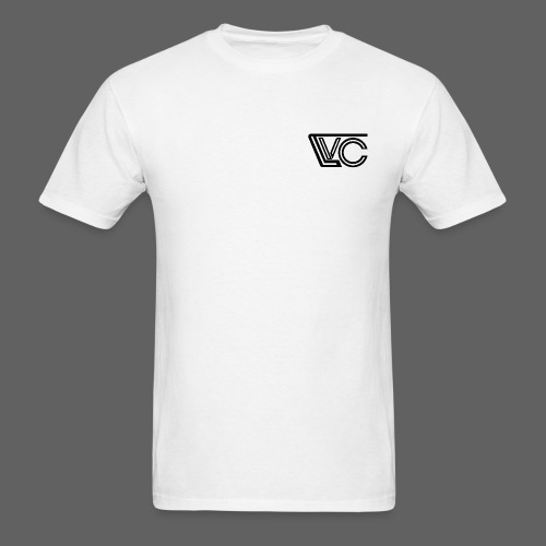 LVC White - Men's T-Shirt