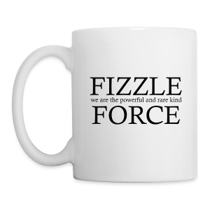 Fizzle Force 3 Mug - Coffee/Tea Mug