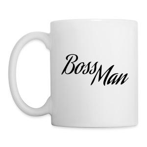 Boss Man Mug - Coffee/Tea Mug
