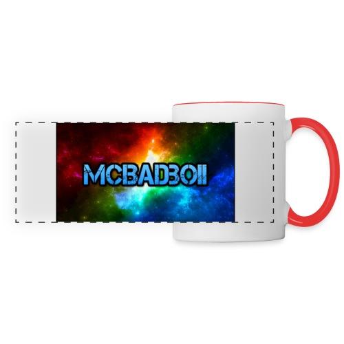 Panoramic MCBadboii mug - Panoramic Mug
