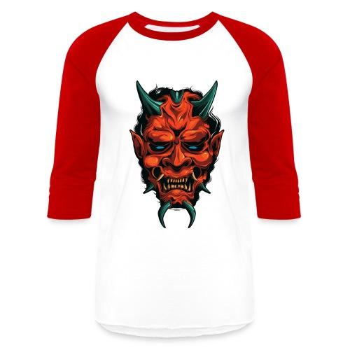 Inked Tees - RedDemon - Baseball T-Shirt