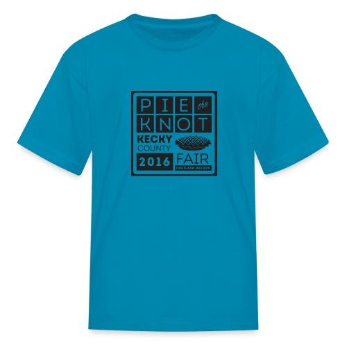 Kecky County Fair 2016 - Kid's Tee - Kids' T-Shirt