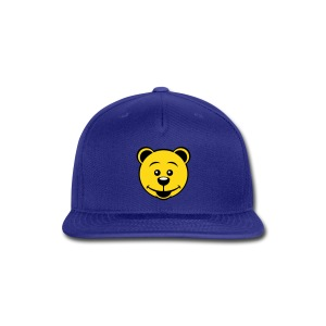 Teddy Bear (Smile / 3C) Sportswear - Snap-back Baseball Cap