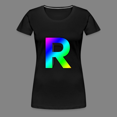 Women's Rainbows Tee - Women's Premium T-Shirt