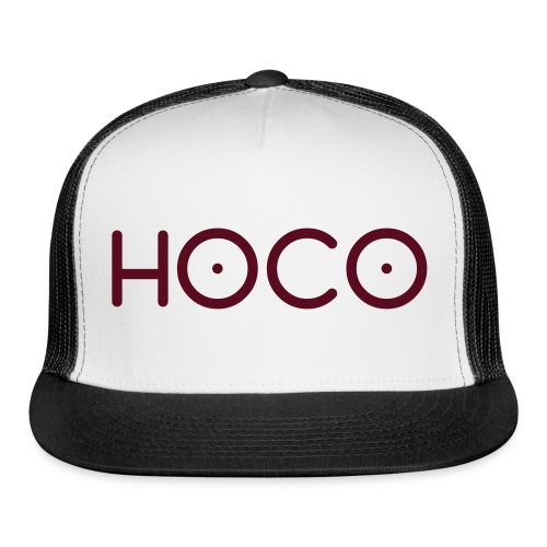 Mac HOCO Hat - Trucker Cap