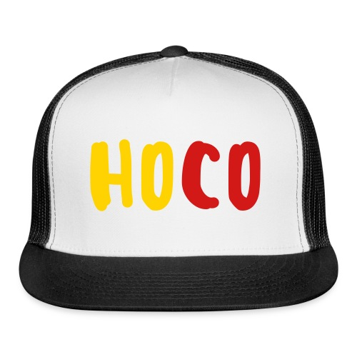 Queen's HOCO Hat - Trucker Cap