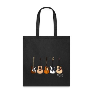 Guitar Bag - Tote Bag