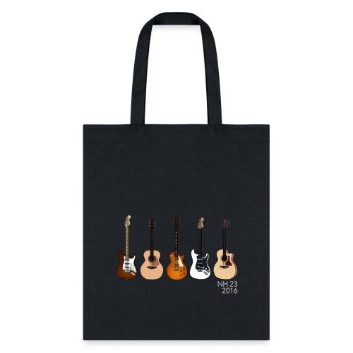Guitar Bag - Tote Bag