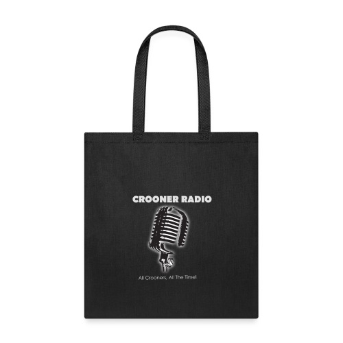Crooner Radio Tote - Tote Bag