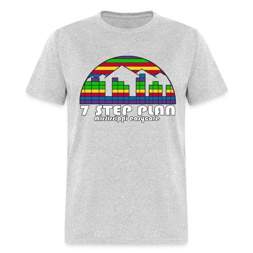 Kids 7 Step Plan Shirt - Men's T-Shirt