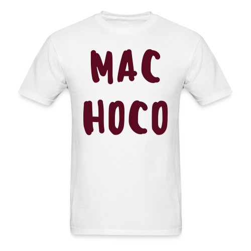 Mac HOCO Tee - Men's T-Shirt