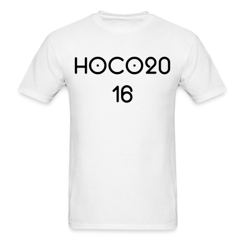 HOCO 2016 Tee - Men's T-Shirt
