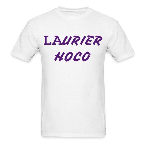 Laurier HOCO Tee - Men's T-Shirt
