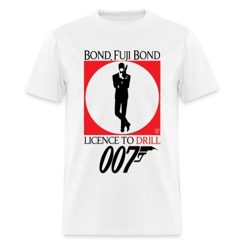 Fuji Bond (Mens) - Men's T-Shirt