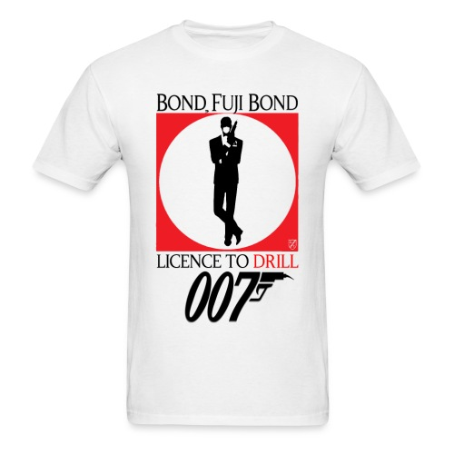Fuji Bond (Mens) - Men's T-Shirt