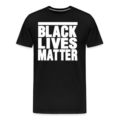 Black Lives 1 - Men's Premium T-Shirt