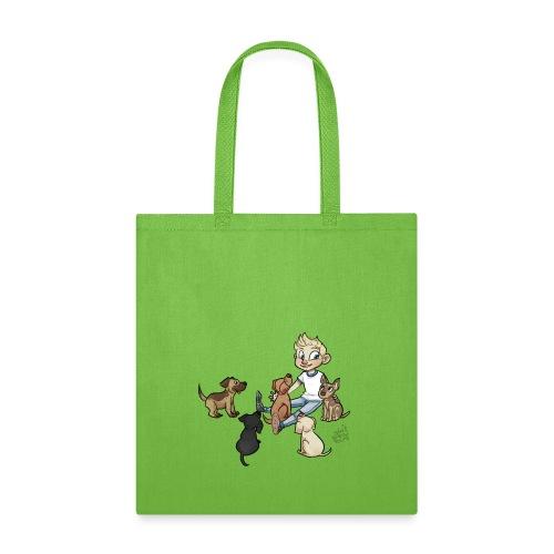 Dog bag no grass - Tote Bag