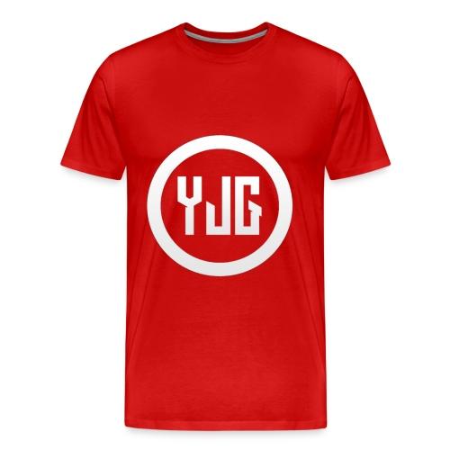 Yung J_Gaming Mens T-Shirt - Men's Premium T-Shirt