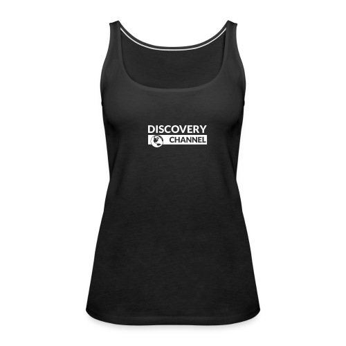 Team Discovery Channel Jersey - Women's Premium Tank Top