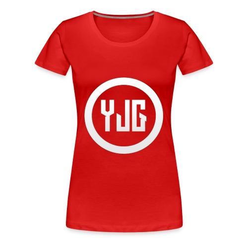 Yung J_Gaming Womens T-Shirt - Women's Premium T-Shirt