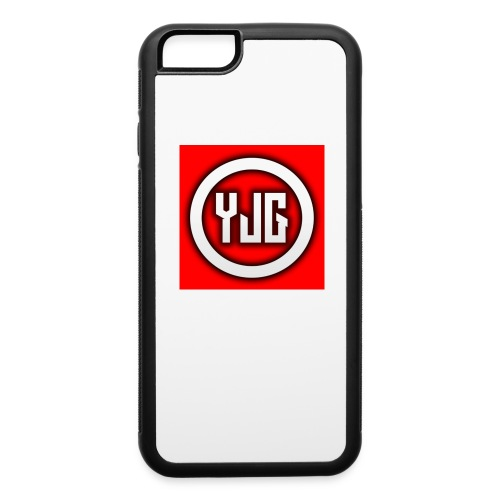 Yung J_Gaming iPhone 6/6S Rubber Case - iPhone 6/6s Rubber Case
