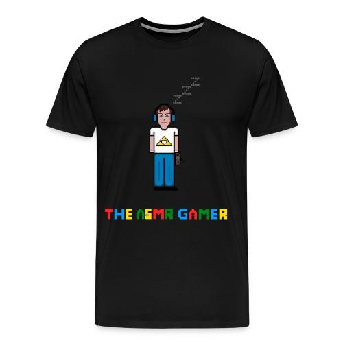 Men's Classic Design (B) - Men's Premium T-Shirt