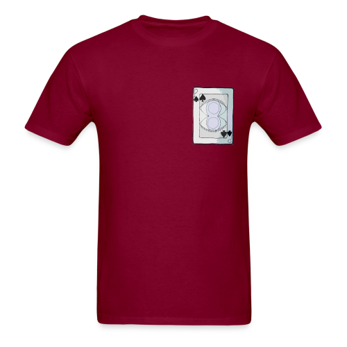 Paranoia Poker - Men's T-Shirt