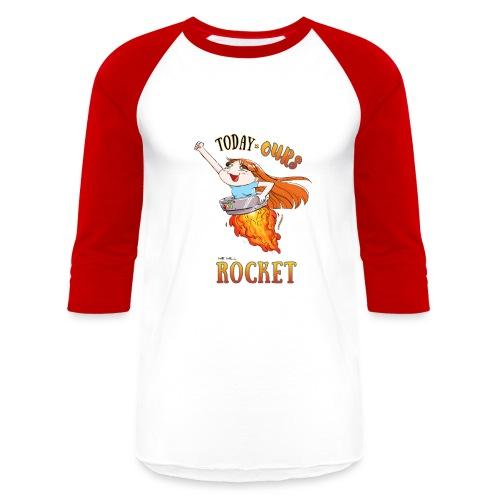 Rocketberry Baseball Tee - Baseball T-Shirt