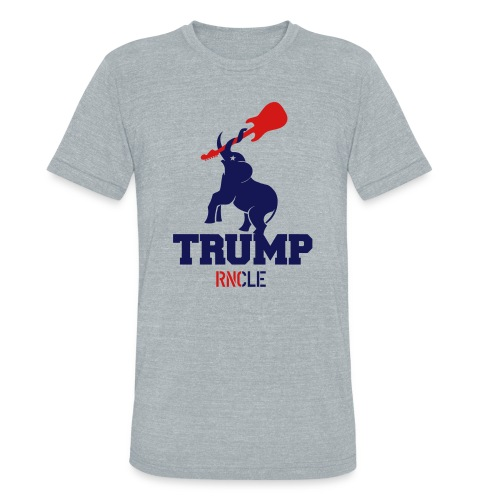 TRUMP - REPUBLICAN NATIONAL CONVENTION, CLE - Unisex Tri-Blend T-Shirt