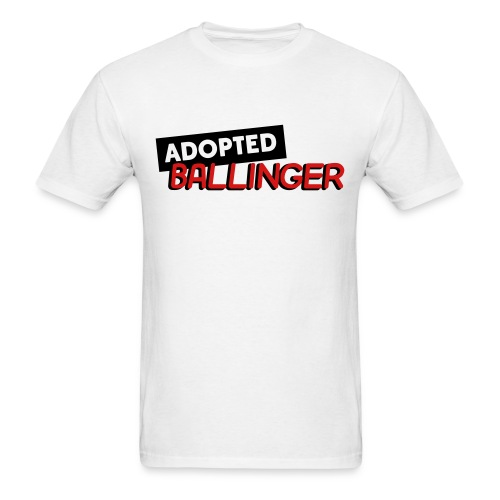 Adopted Ballinger - Men's T-Shirt