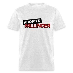 Adopted Ballinger (Men's) - Men's T-Shirt