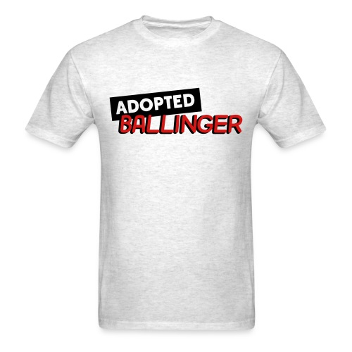 Adopted Ballinger (Men) - Men's T-Shirt