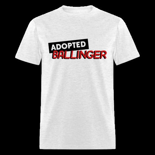 Adopted Ballinger (Men) - Men's T-Shirt