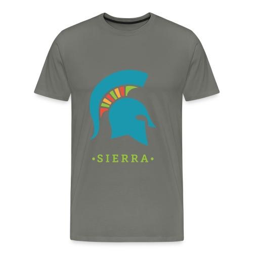 Summit Sierra Male T-Shirt - Men's Premium T-Shirt