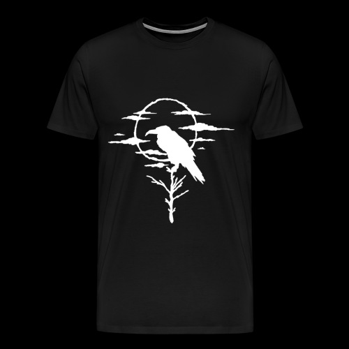 Sentinel of the night - Men's Premium T-Shirt