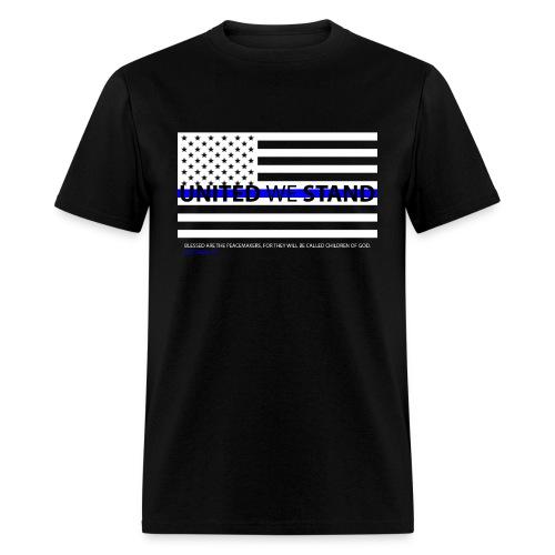 United - Black Shirt - Men's T-Shirt