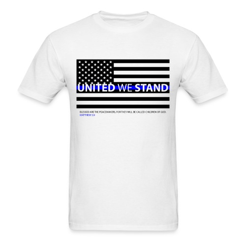 United - White Shirt - Men's T-Shirt