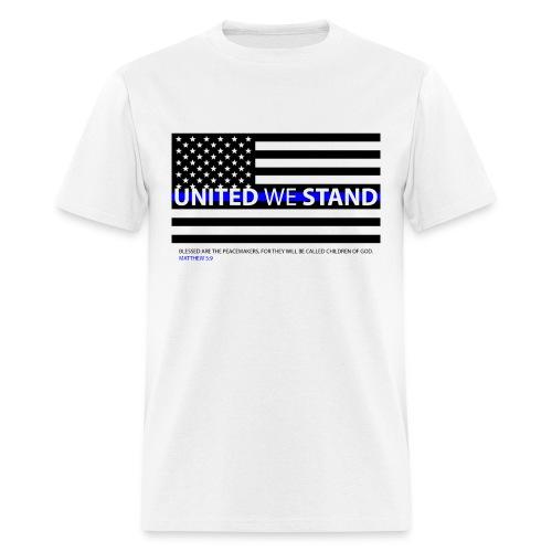 United - White Shirt - Men's T-Shirt