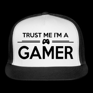 Gamer Trucker Hat - Trucker Cap