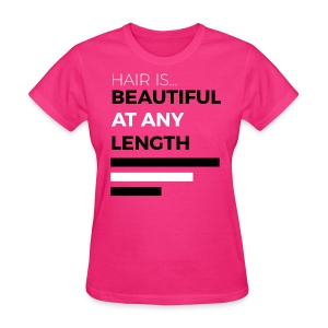Any Length - Women's T-Shirt