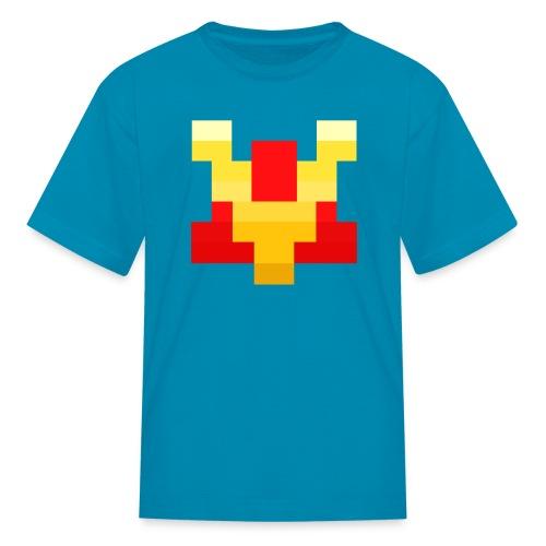 Pixel V - Kids' T-Shirt