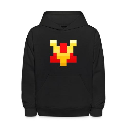 Pixel V - Kids' Hoodie