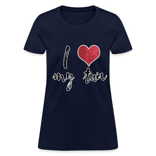 TWA Love - Women's T-Shirt