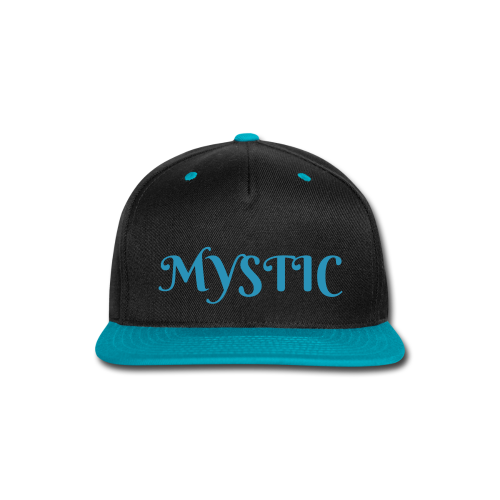 Team Mystic snapback - Snap-back Baseball Cap