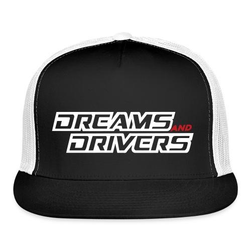 Trucker Hat - Black - Trucker Cap
