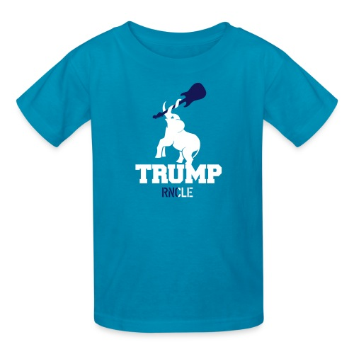 DONALD TRUMP - REPUBLICAN NATIONAL CONVENTION, CLE - Kids' T-Shirt