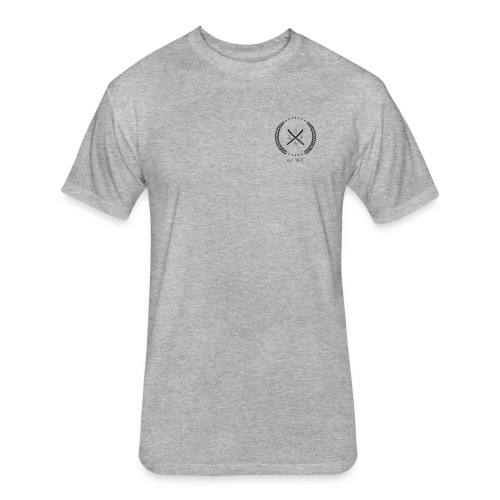 Men's Samurai Destiny Athlletics fitted t-shirt - Fitted Cotton/Poly T-Shirt by Next Level