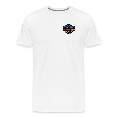 Exotic Flame Official Sports Shirt - Men's Premium T-Shirt